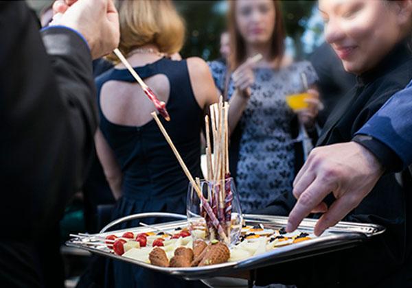 Consejos para el menú de vuestra boda